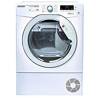 Hoover DNHD813A2 8kg Heat Pump Condenser Dryer