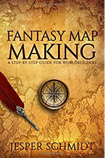 How To Draw Fantasy Art And Rpg Maps Step By Step Cartography For Gamers And Fans Amazon Co Uk Blando Jared 9781440340246 Books