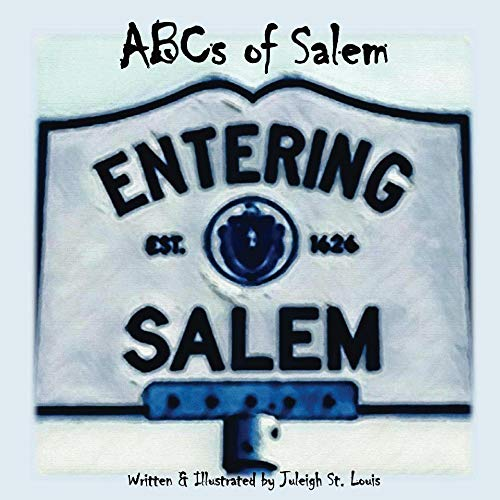 ABCs of Salem (ABC Adventures Book 2) (English Edition)