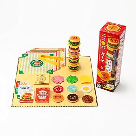 serie Nico Nico Torre Burger gioco