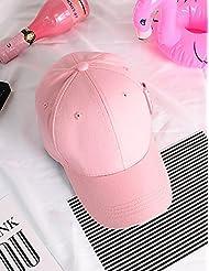 Personnalité Mode garçons et les filles d'été Couple réglable Cap Hip-hop Hat Baseball Cap (3 couleurs en option)