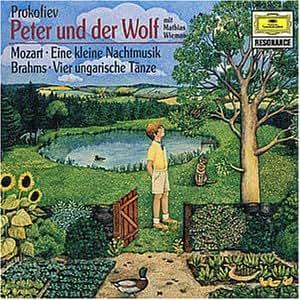 Peter und Wolf: Eine kleine Nachtmusik / Vier ungarische Tänze