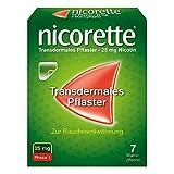 Nicorette TX 25 mg Pflaster, 7 St.