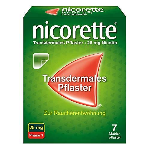 NICORETTE TX 25mg 7 stk