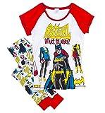 IndieGo Distribution Ltd Womens Batgirl What to Wear Pyjamas