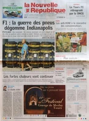 nouvelle-republique-la-n-18431-du-20-06-2005-f1-la-guerre-des-pneus-degomme-indianapolis-les-fortes-