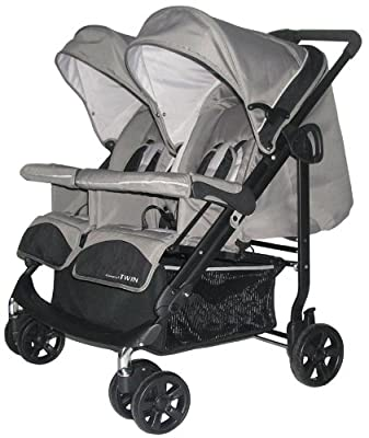 BABY-PLUS CompactTwin H 14-02 (Grey)
