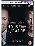 House of Cards - Season 04 [Reino Unido] [DVD]