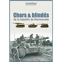 Chars et blindés de la bataille de normandie