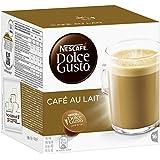 Nescafé Dolce Gusto Cafe au Lait, 3er Pack (48 Kapseln)