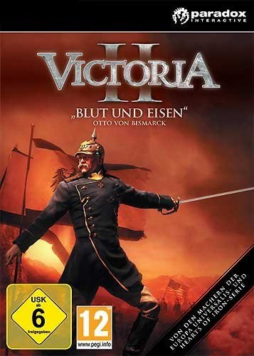 Victoria 2 Blut und Eisen Otto von Bismarck