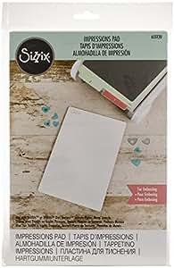 Sizzix Texturz Accessori - Impression Pad