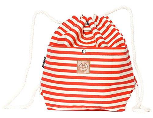 Original ♡ T-BAGS Thailand Beutel small | Turnbeutel Hipster | Sportbeutel | hochwertig, stylisch, hoher Tragekomfort | 14 coole Designs ...