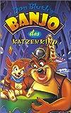 Banjo - Das Katzenkind [VHS]