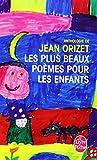 Telecharger Livres Les plus beaux poemes pour les enfants (PDF,EPUB,MOBI) gratuits en Francaise
