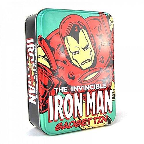 Marvel Comics - Sandwichdose Brotdose - Iron Man (Lunch-box-iron Man)