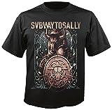 Subway to Sally Fighting Bull - T-Shirt