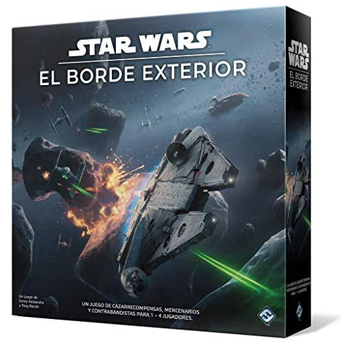 Fantasy Flight Games- Star Wars: El Borde Exterior