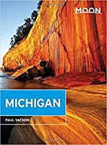 Moon Michigan Travel Guiden (Moon Handbooks)