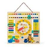 """Small Foot Design 10496 Lerntafel""""Die Sendung mit der Maus"""" Lernspielzeug"""