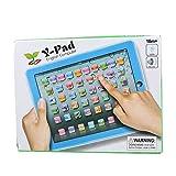 Rosepoem Mini niños Aprender A Los niños de la tableta Educación Inglés Y-pad Alfabeto ABC Música Educación Toy Machine Learning regalo de la diversión
