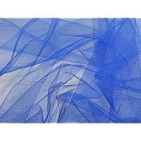 137cm di larghezza tulle-bleu roi-au Metro