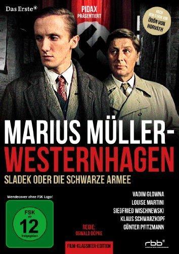 Marius Müller Westernhagen - Sladek oder Die schwarze Armee (Pidax Film-Klassiker)