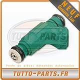 Injecteur Citroen C2 C3 C4 Berlingo Xsara Peugeot 1007 206 307 Expert