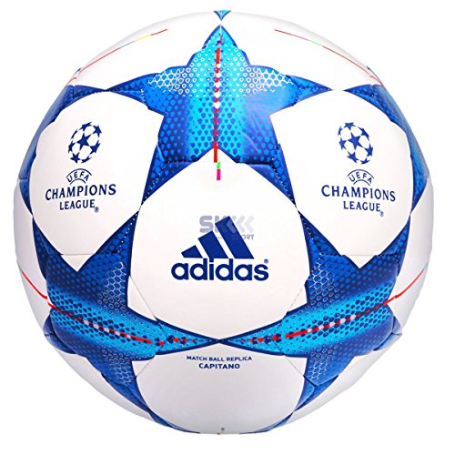 MSG Adidas Fin15Cap UEFA Champions League Football replica, Size 3 (Multicolour)  available at amazon for Rs.450