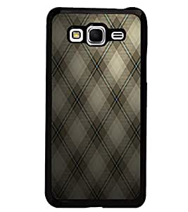 PrintDhaba Black Pattern D-1008 Back Case Cover for SAMSUNG GALAXY GRAND PRIME (Multi-Coloured)