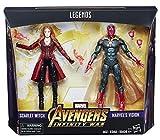#7: Avengers Marvel Legends Marvel's Vision and Scarlet Witch 2-Pack