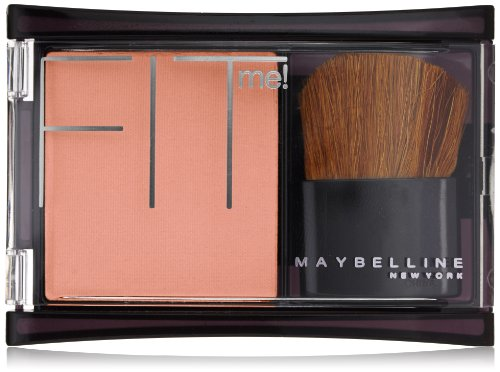 Maybelline New York Fit Me Blush, Medium Coral, 4.5g