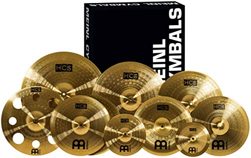 Meinl Cymbals HCS SCS1 Ultimate Special Cymbal Set