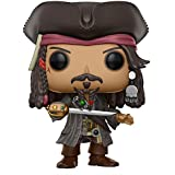 Funko Figurine Pirate Des Caraibes 5 - Jack Sparrow