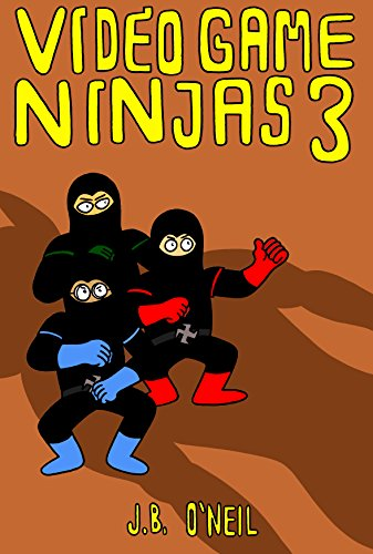 Video Game Ninjas 3: Rise of the Ogre King (English Edition ...
