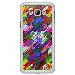 a AND b Designer Printed Mobile Back Cover / Back Case For Samsung Galaxy A8 (SG_A8_2473)