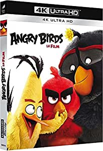 Angry birds le film [Blu-ray 4K] [4K Ultra HD]