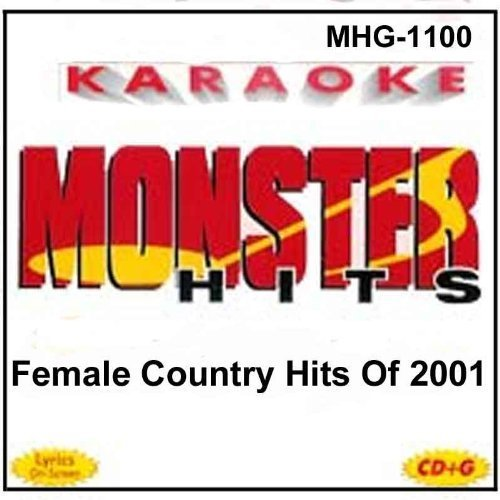 monster-hits-karaoke-1100-female-country-hits-of-2001-by-faith-hill