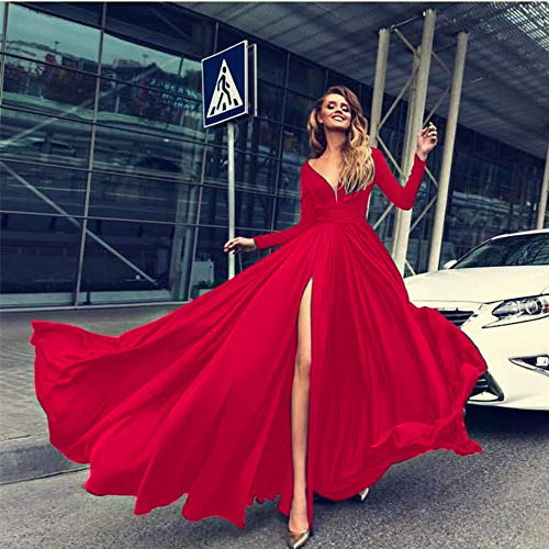 8a3c9e5cb5cf 2019 Slim Clubwear Élégante Longue Robe Hiver Electri Sexy qxYawYtRn