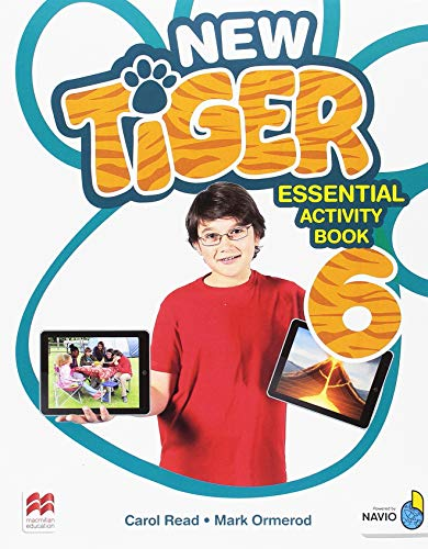 NEW TIGER 6 Essential Ab Pk