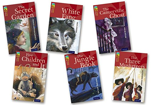 Oxford Reading Tree TreeTops Classics: Level 15: Pack of 6
