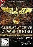 Geheime Archive - 2. Weltkrieg 1939-1945 [6 DVDs]