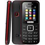 [Sponsored]ONEANTWO D2 Dual Sim Basic Feature Mobile Phone (Red)