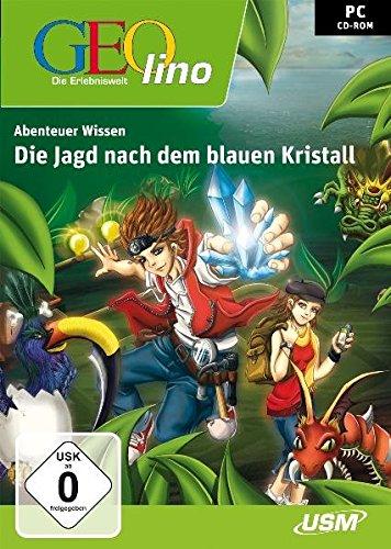 GEOlino Abenteuer Wissen - Die Jagd nach dem blauen Kristall - [PC]