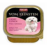 Animonda Dog v. Fein. Light Lun. Pute & Schinken150g