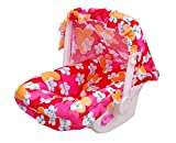 Brats N Angels 5 in 1 Baby Carry Cot Red