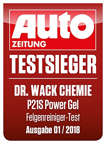 Dr. Wack - P21S Felgen-Reiniger POWER GEL, 2 Liter (#1265)