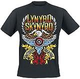 Lynyrd Skynyrd Southern Rock & Roll T-Shirt schwarz L