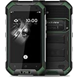 Blackview BV6000 - IP68 Android 6.0 Smartphone Impermeable Antipolvo Antigolpes 3GB de RAM + 32GB con 2,0 GHz 4,7 pulgadas Gorilla Glass 3 Verde