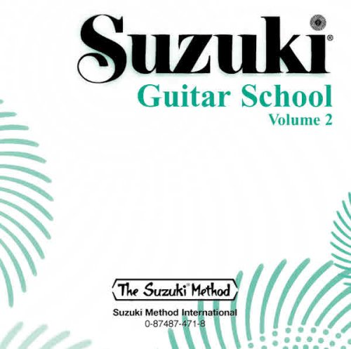Suzuki Guitar School, Vol 2